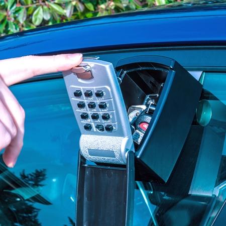 Keyguard Pro Window Mount For Vehicles