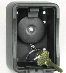 Key Lock Box Kidde Key Safe Pro With Key Retractor