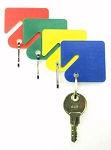 Slotted Color Key Tags