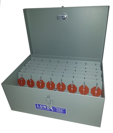 Portable Key Storage Lund Portable Key Case
