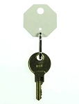 Lund-Octagonal-Key-Tags