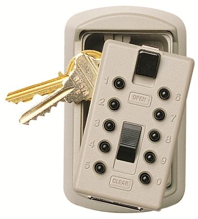 Key Lock Box Kidde Key Safe Slimline Surface Mount Key