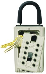 Kidde Key Safe<br />Portable Lock Box<br />Convenient Easy-to-Install Spare Key Holder