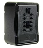 Kidde Key Safe Pro<br />Big Box Surface Mount<br />for Multiple Keys & Access Cards