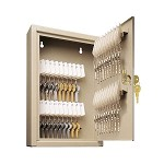 SteelMaster 40 Key<br>Locking Key Cabinet<br>Slot Style Key Cabinet<br>Unitag