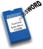 KeySure Blue Tamper Proof Box <img src=