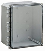 Weatherproof Protective Enclosure<br />