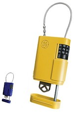 Stor-A-Key Portable Key Holder<br />Go-Anywhere Convenience